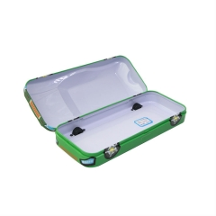 Multifunction Car shape Hinge Lid Pencil Box Metal school Use Stationery Pencil Case
