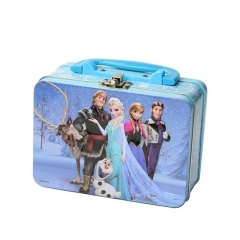 High Quality Kids Cartoon Metal Lunch Box Promotion Tin Boxes Lunch Boxes