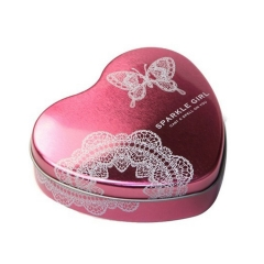 Hot sale custom metal tin box for candy