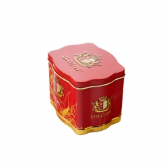 Wholesale Customized Printing Tea Tin Can